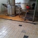 Fabrika za alva Rosal DS-Negotino pred izvedbata